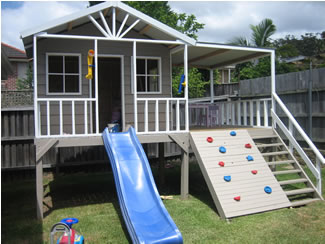 Free Diy Cubby House Plans Wooden Pdf