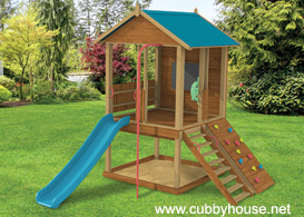 new fort Cubby House