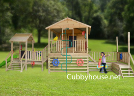 playzone Cubby House