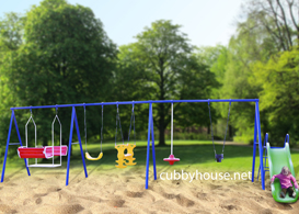 Power playgrond swing