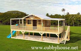 queenslander Cubby