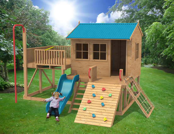 explora pack cubby house, australian-made, kids cubby houses, cubby houses for sale, cubby houses