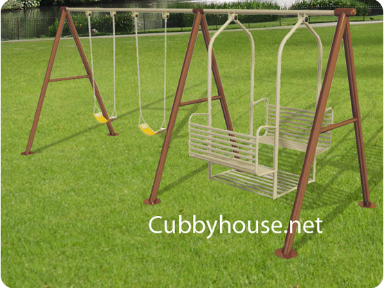 Playpark Swing