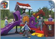 Paradise Playhouse Outdoor Playset
