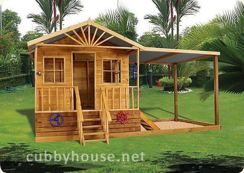Blue Bird Castle cubby house, cubby house australia, cubby houses for sale, cubby houses