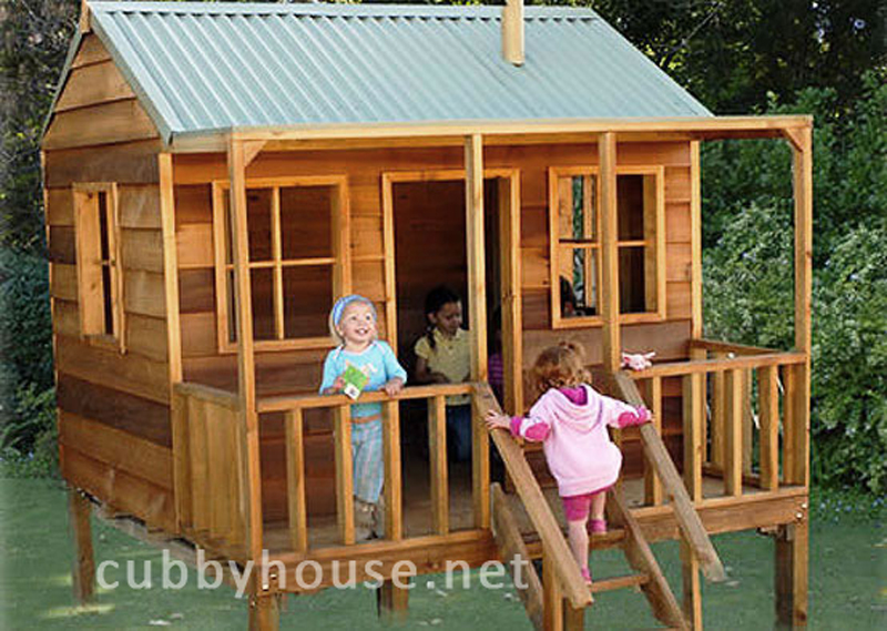 Bushman cubby house, australian-made, kids cubby houses, cubby houses for sale, cubby houses