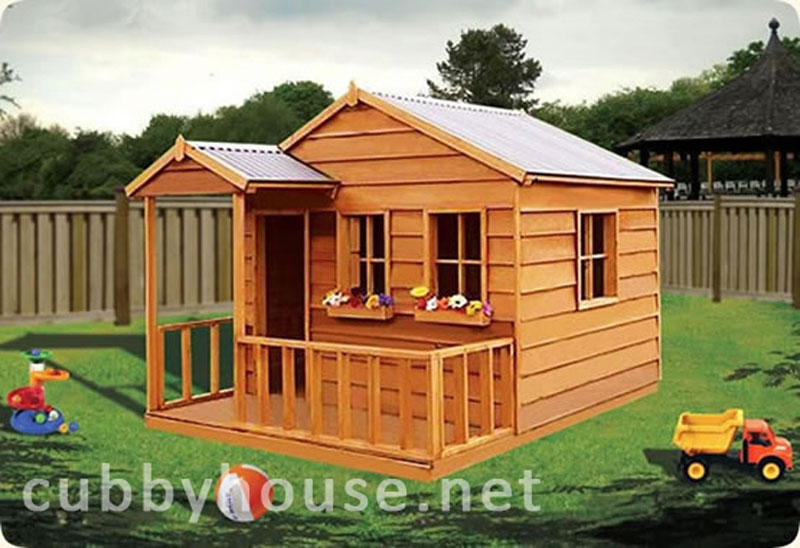 Honey Pot Lodge cubby house, cubby house australia, cubby houses for sale, cubby houses