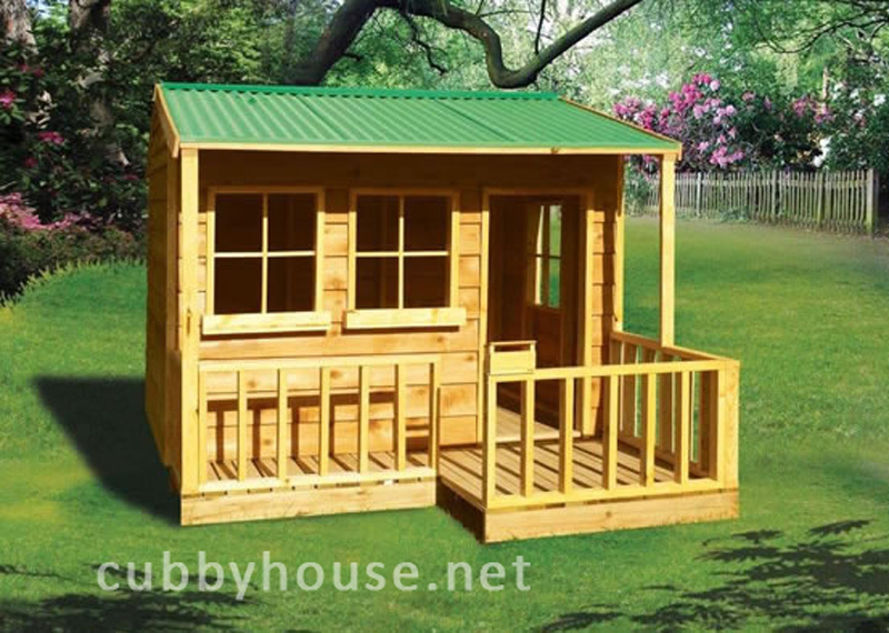 Kelly's Hideout cubby house, cubby house australia, cubby houses for sale, cubby houses