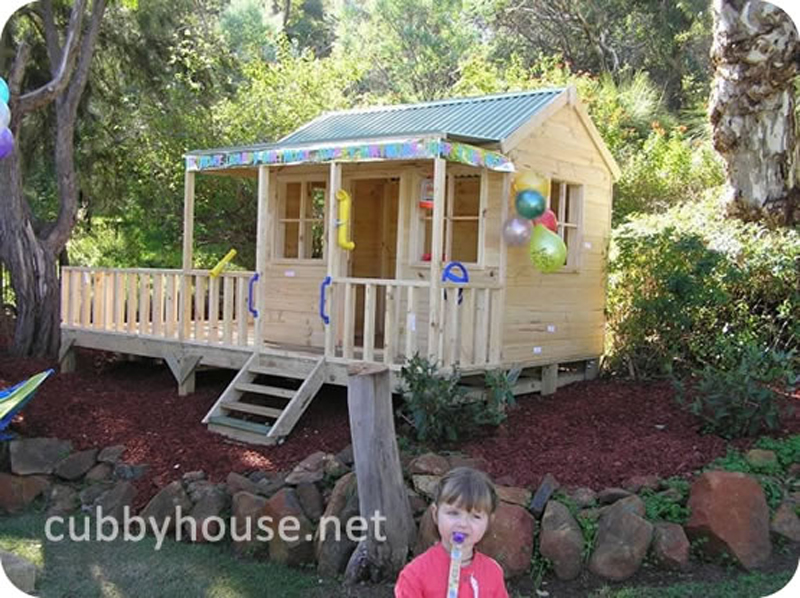 Kettle Creek cubby house, cubby house australia, cubby houses for sale, cubby houses