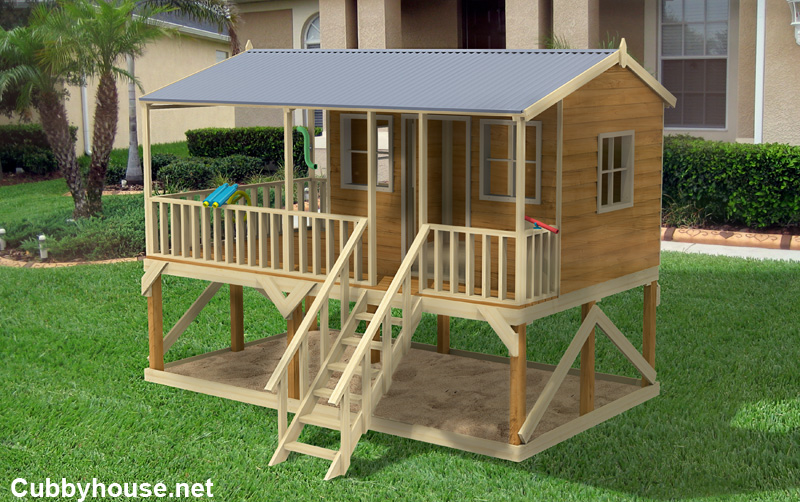 Tudor Cottage cubby house, australian-made, kids cubby houses, cubby houses for sale, cubby houses