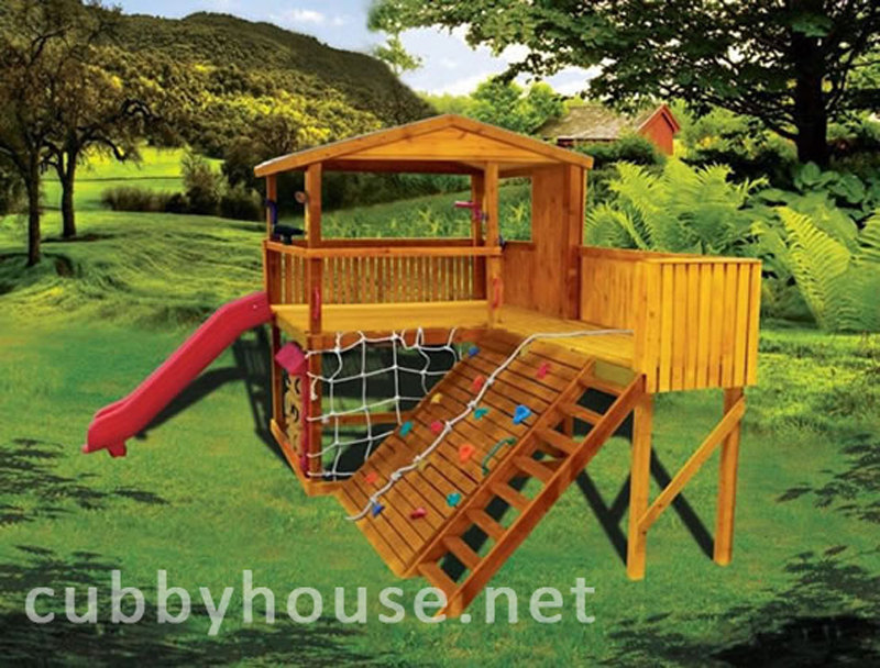 safari Pak Cubby Fort, australian-made, kids cubby houses, cubby houses for sale, cubby houses