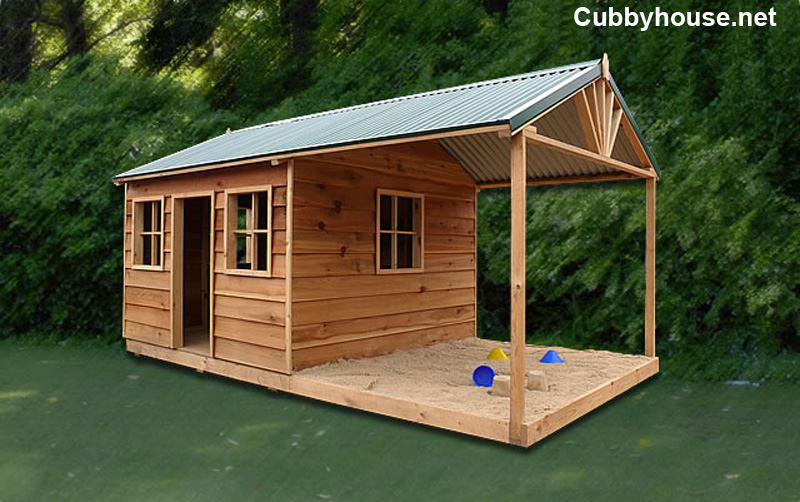 Sandgroper Cubbyhouse, cubby house australia, cubby houses for sale, cubby houses