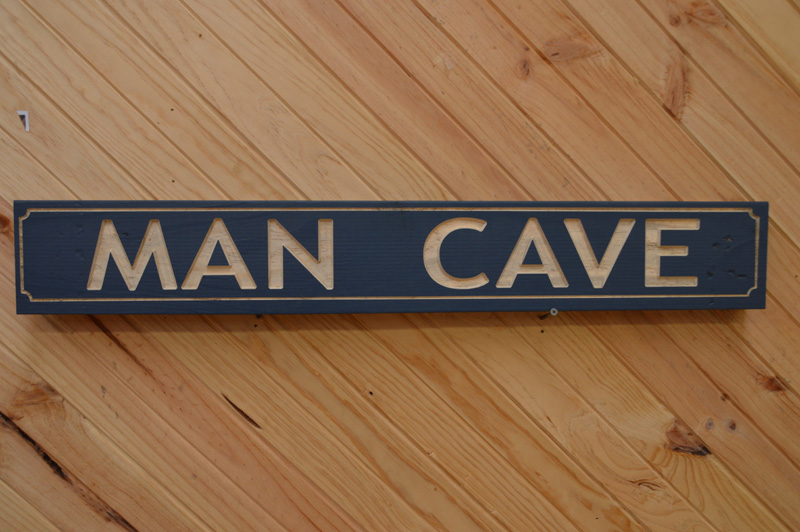 Man Cave Signs Sydney : Wood signs man cave sign australian made wooden playground